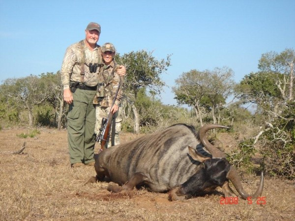 Trophy Hunting Eastern Cape