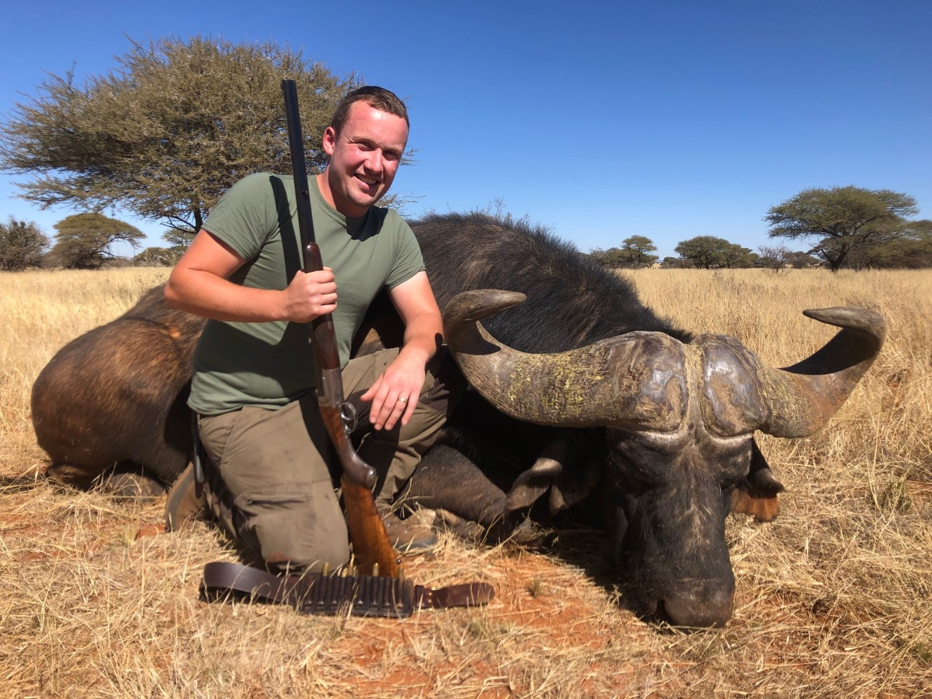 Trophy Plains Game Hunting Eastern Cape